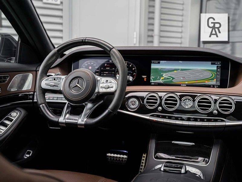 Mercedes-Benz S63-klasse 4Matic Lang 63 AMG 4Matic+ Lang Premium Plus afbeelding 9