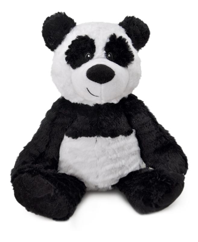 "The Petting Zoo: 14"" Snugglerz Panda Plush"