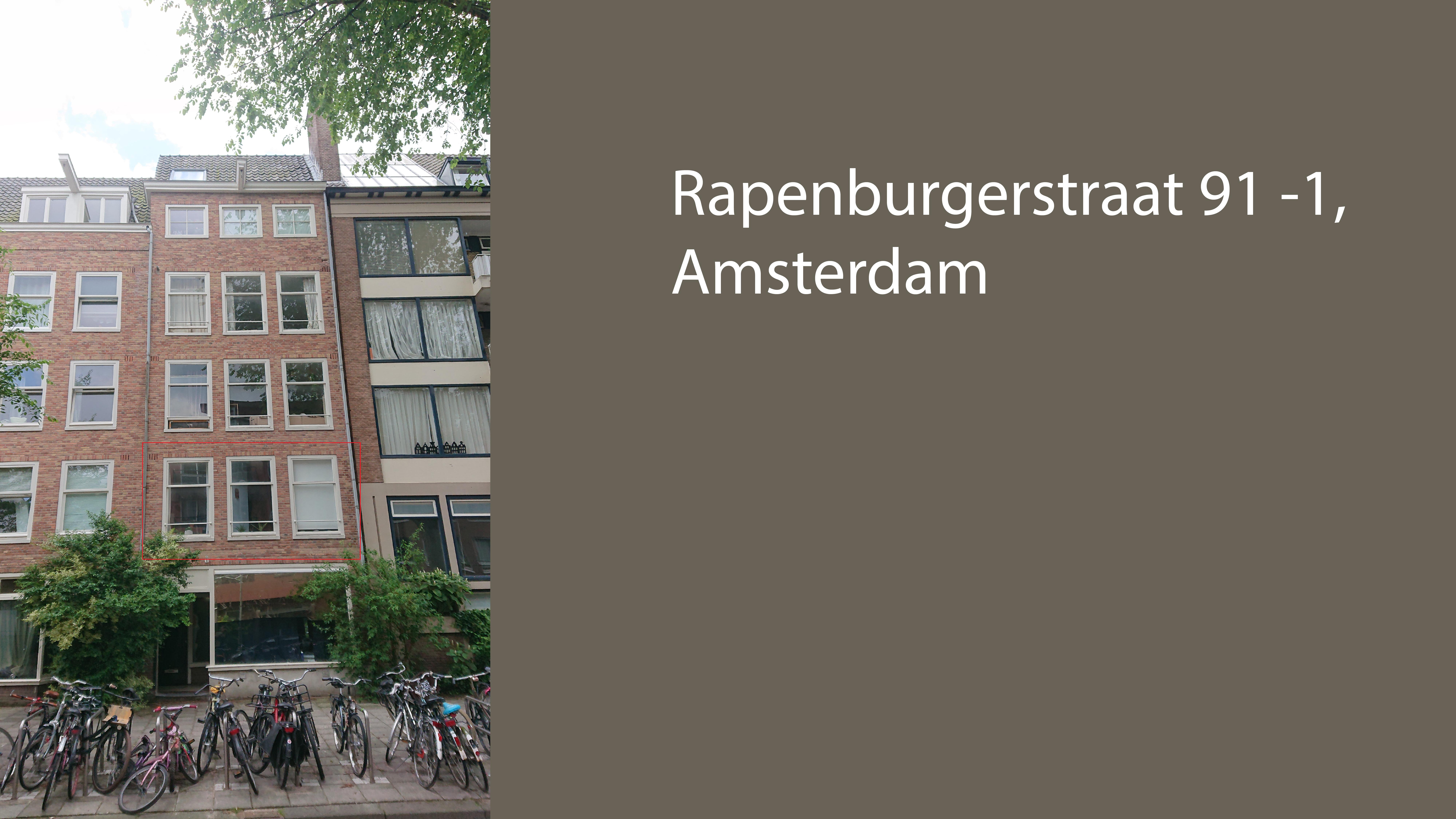 Rapenburgstraat 91 1