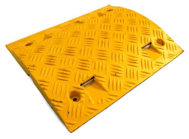 Speed Ramp Yellow Single