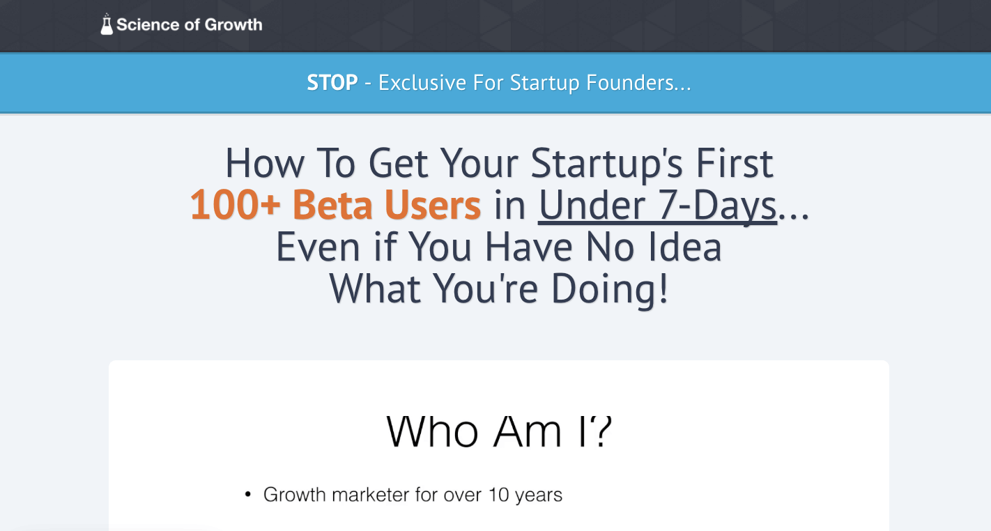 List building tools startupresources description in this action packed step by step guide we show you how to go from absolute zero to 100 beta users in less than 7 days fandeluxe Choice Image