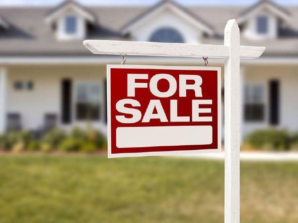 잠정 주택매매지수 약간 감소