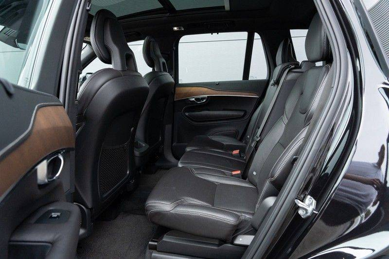 "Volvo XC90 2.0 D4 190pk AWD Inscription 7-pers. Pano Leer Camera 21"" afbeelding 4"
