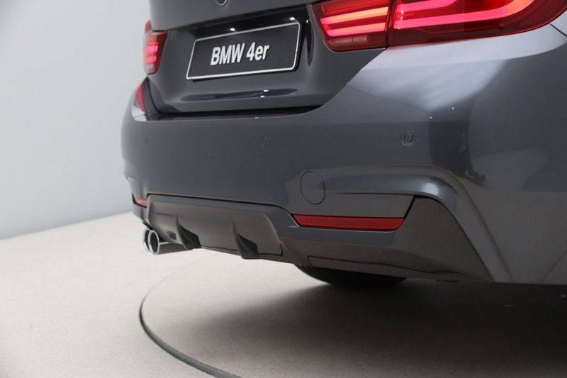 BMW 4 Serie Gran Coupé 420i High Executive M-sport afbeelding 18