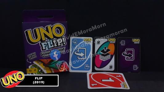 Uno Flip Game 2019