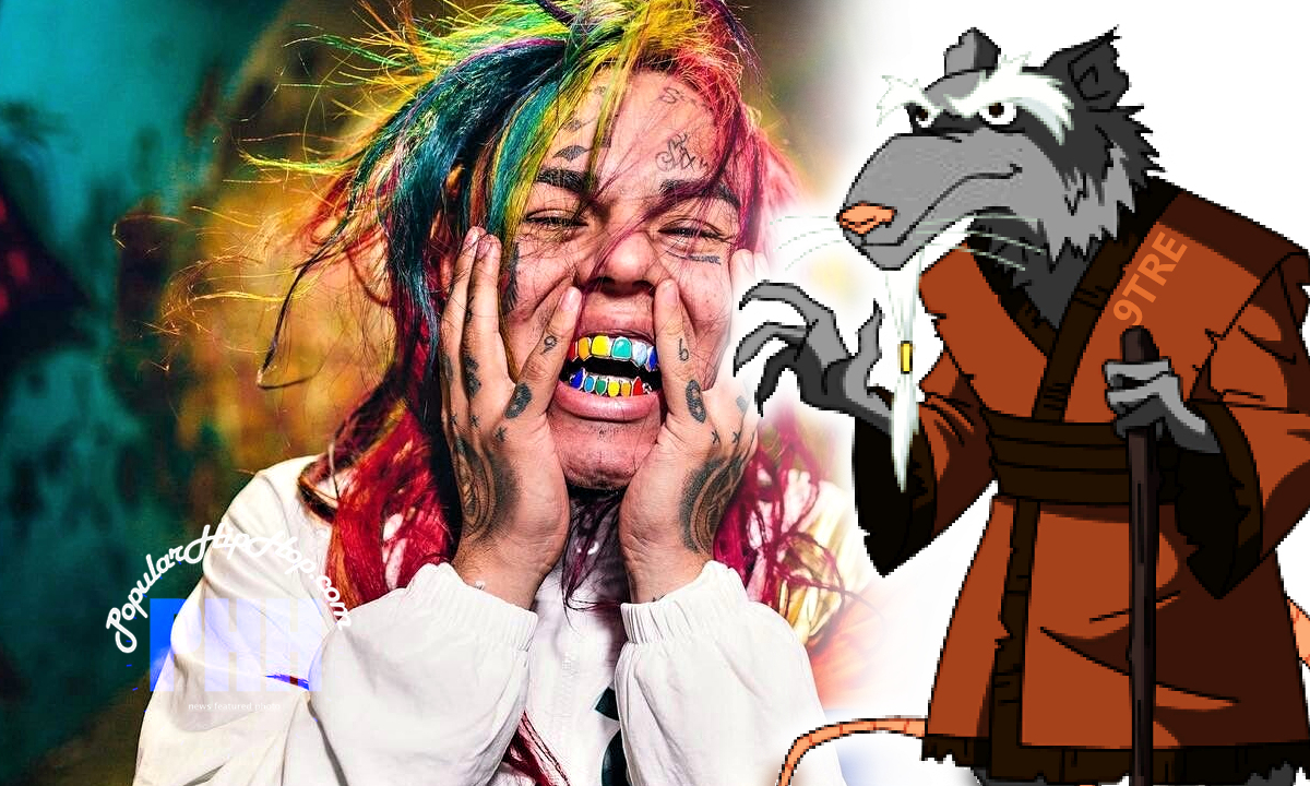 Tekashi 6ix9ine and Tr3Way were recorded by a Federal Informant, Likely A Rat Within 9Tre Gang