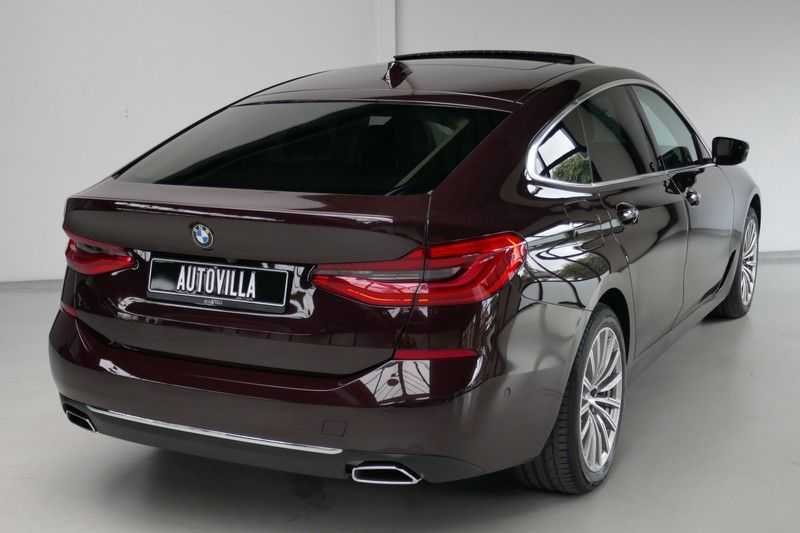 BMW 6 Serie Gran Turismo 640i xDrive High Executive Luxury line afbeelding 5