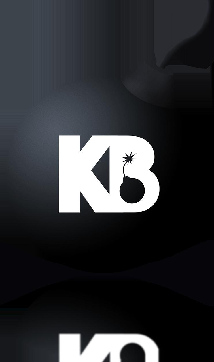 Webdesign, Digitalagentur, Internetagentur, KreativBomber Freiburg Logo