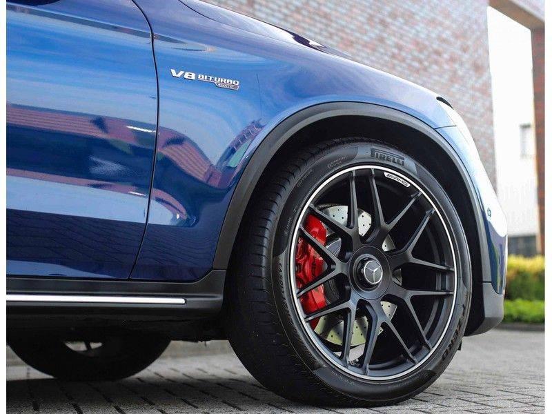 Mercedes-Benz GLC 63 S AMG 4-MATIC *Perf. stoel*510 PK*Driver Package*HUD*Camera* afbeelding 12