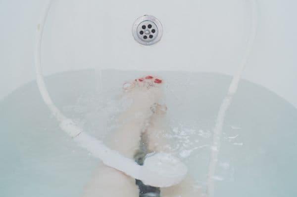 女性用風俗: ご入浴により性感を高める効果があります
