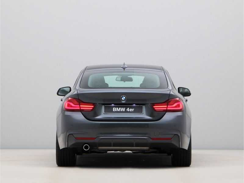BMW 4 Serie Gran Coupé 418i M Sport Corporate Lease afbeelding 7