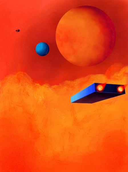 Posthuman game poster