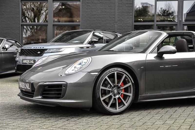 Porsche 911 TARGA 4S SPORT CHRONO+4WSTURING NP.201K afbeelding 21