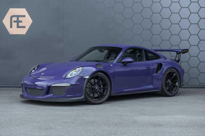 Porsche 911 GT3 RS 4.0 Carbon sportstoelen + BTW auto