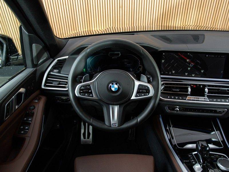 BMW X5 xDrive45e M-SPORTPACK, HUD,H&K afbeelding 17