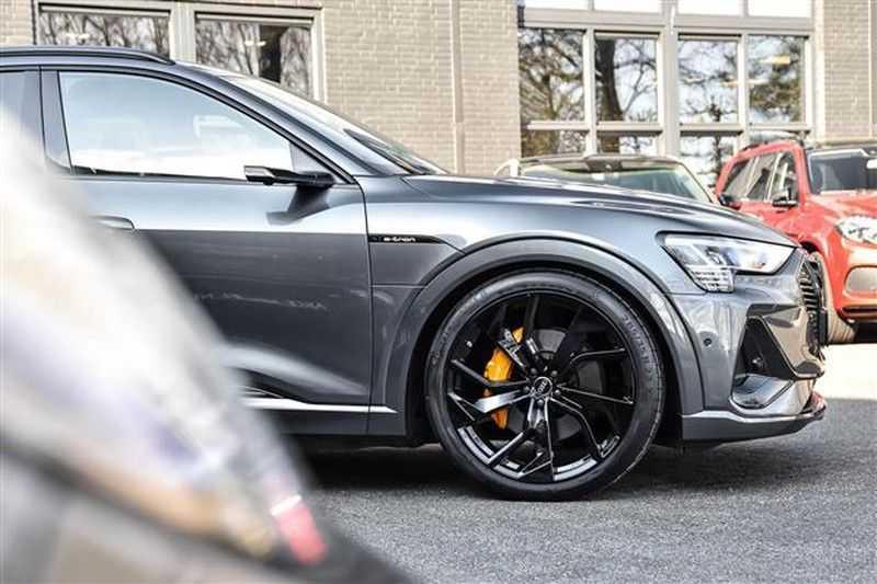 Audi e-tron SPORTBACK 55 QUATTRO S-EDITION HEAD-UP+22INCH afbeelding 22