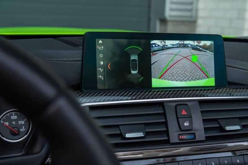 BMW M4 Cabrio Competition, DCT, 450 PK, Harman/Kardon, LED. Comfort/Toegang, Surround View, DAB, Head/Up, 9500KM!! afbeelding 12