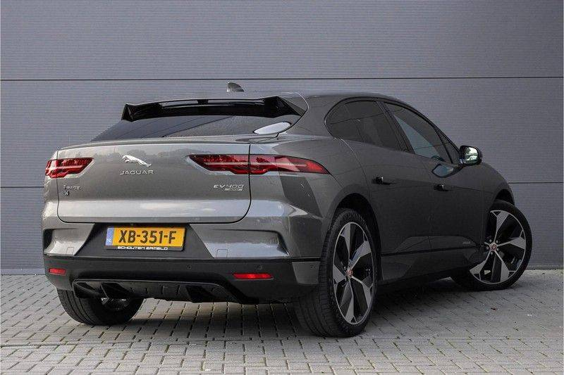 """Jaguar I-PACE EV400 First Ed Pano Luchtvering Meridian 22"""" afbeelding 11"""