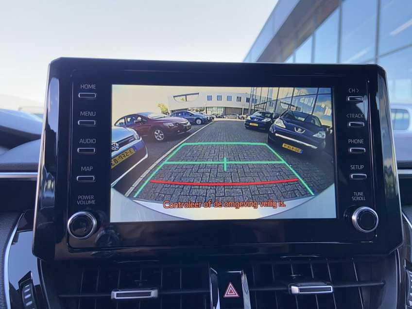 Toyota Corolla 2.0 Hybrid GR-Sport climate control  cruise control adaptive *tot 24 maanden garantie (*vraag naar de voorwaarden) afbeelding 12