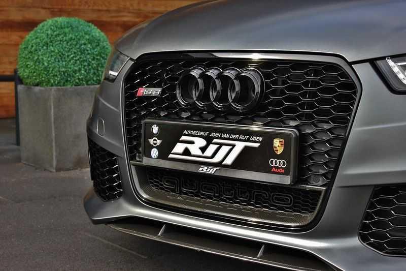 Audi RS6 4.0 V8 560pk Quattro **Carbon in.ext./HUD/Pano.dak/ACC/Bang.Olufsen** afbeelding 2