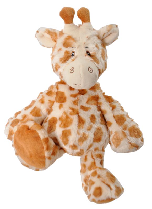 "The Petting Zoo: 14"" Snugglerz Giraffe Plush"
