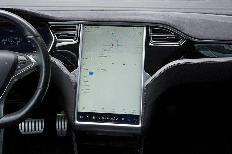 Tesla Model S 85D Performance 700pk Free Charging Pano Leer afbeelding 20