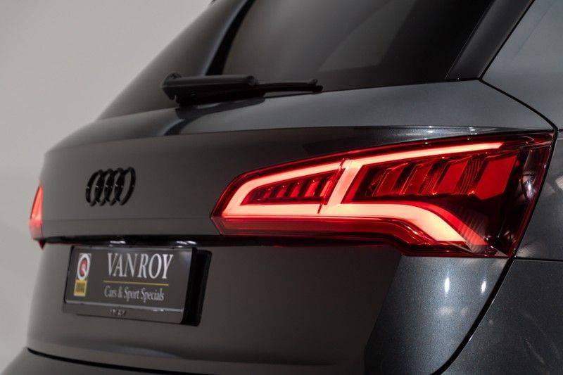"Audi SQ5 3.0 TFSI 354pk Quattro Black Edition Panoramadak Luchtvering Valconaleder+Memory Carbon Matrix-Dynamisch Keyless Navi-High ACC DriveSelect  21""Performance 360Camera Pdc afbeelding 8"