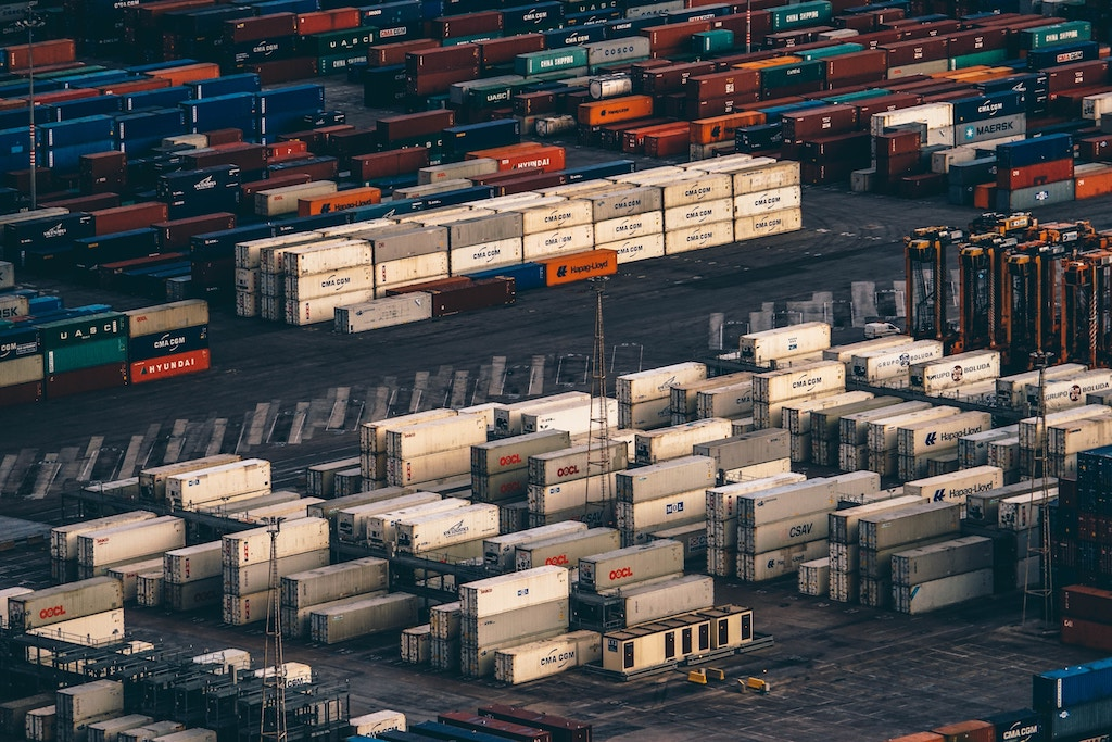 Containers in the Port of Barcelona - Photo by Fancycrave on Unsplash