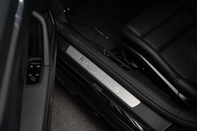 Porsche 911 992 S Sport Design Pakket Sport Chrono Sport Uitlaat Bose Pano 3.0 Carrera S Led Matrix Lift Alcantara Hemel afbeelding 25
