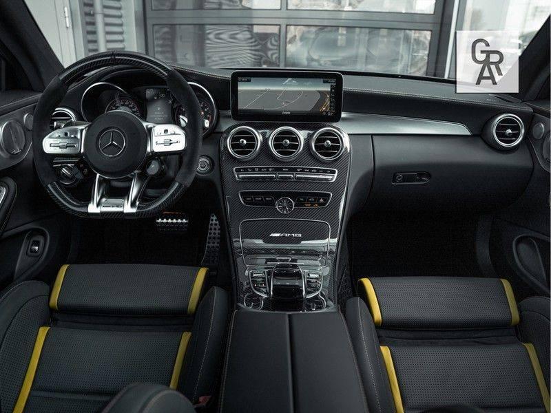Mercedes-Benz C-Klasse C63 S AMG-klasse 63 AMG S afbeelding 8