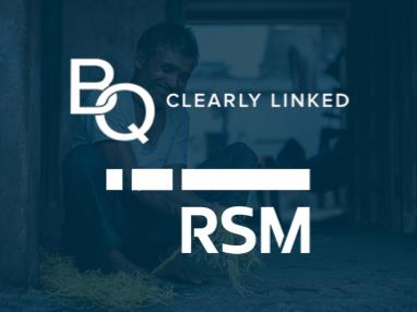 BanQu and RSM logo