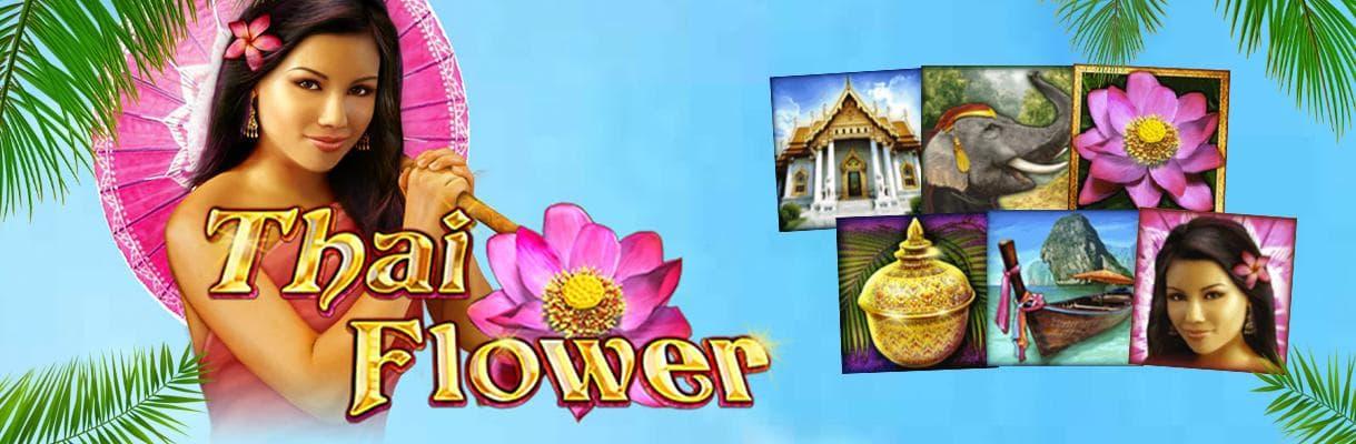 thai flower merkur slot banner