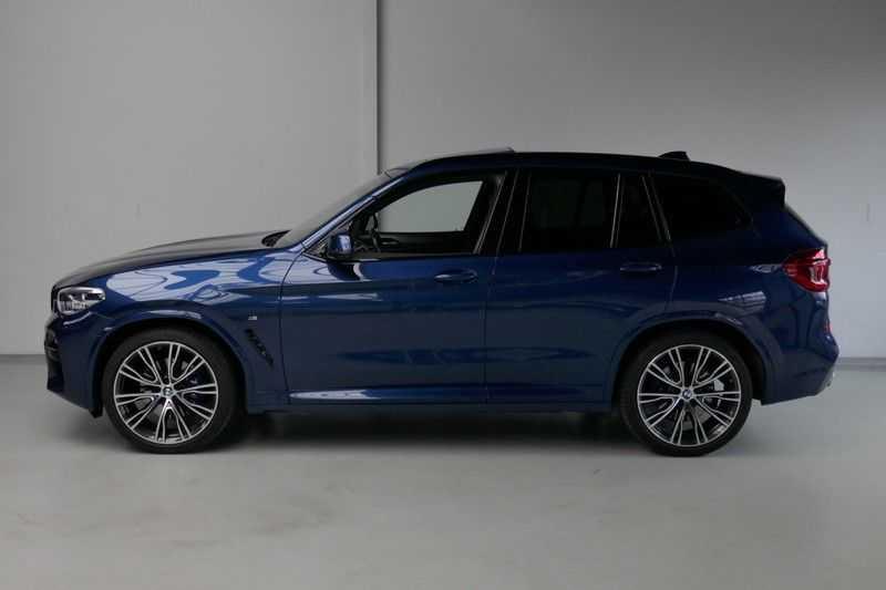 BMW X3 xDrive30d High Executive M Sport Edition afbeelding 11