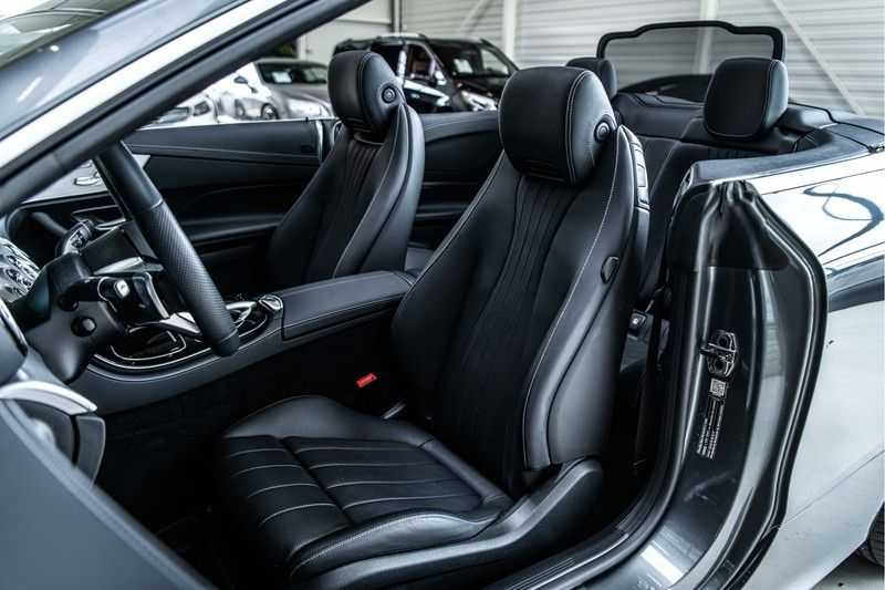 Mercedes-Benz E-Klasse Cabrio 300 AMG   Nieuw Model!   Head-up Display   Memory   Drivers Package   afbeelding 16