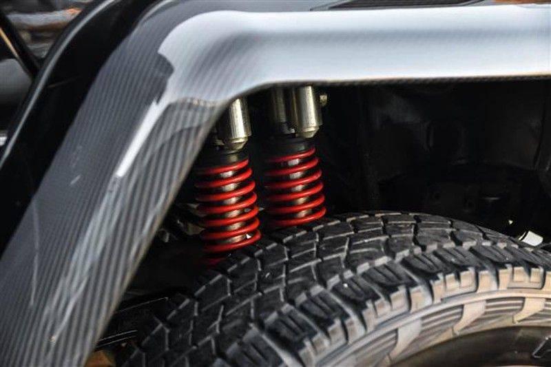 Mercedes-Benz G-Klasse G500 4x4² CARBON+SCH.DAK+AMG RIDE CONTROL afbeelding 17