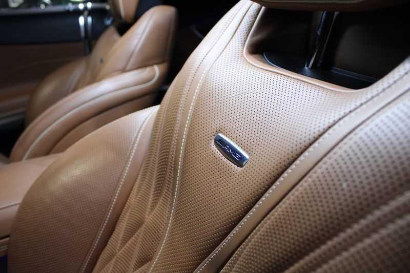 Mercedes-Benz S-Klasse Coupé 63 AMG 4Matic Zeer compleet/Carbon afbeelding 20