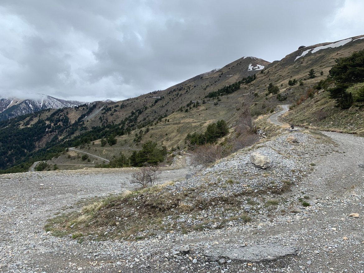 colle tende