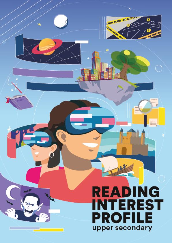 Upper Secondary Reading Interest Profile 2021