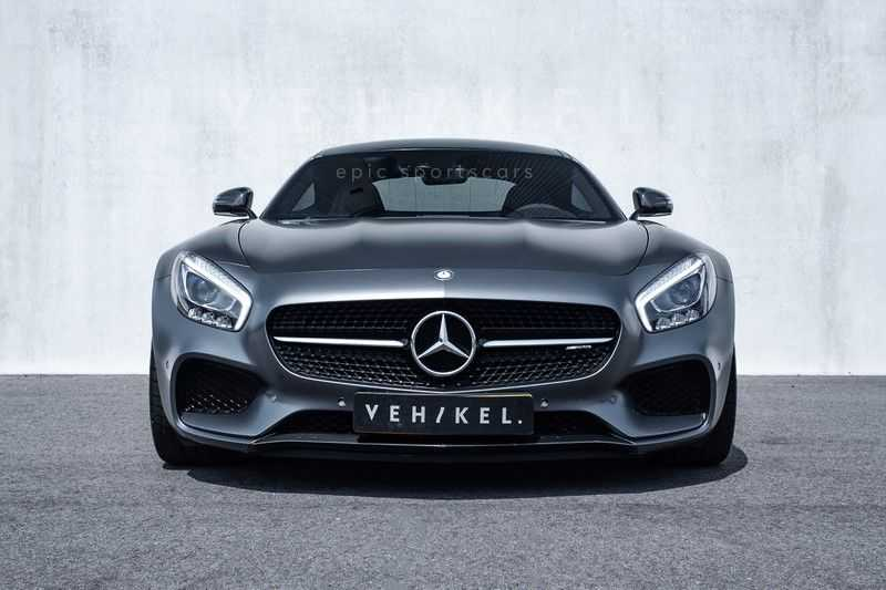 Mercedes-Benz AMG GT 4.0 S // First owner afbeelding 8