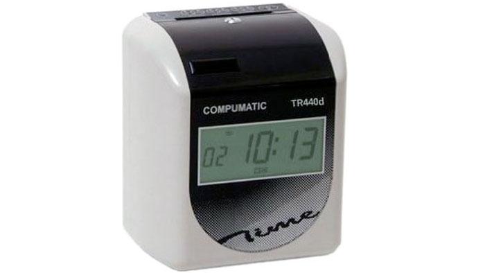 TR440D Non-Calculating Time Clock