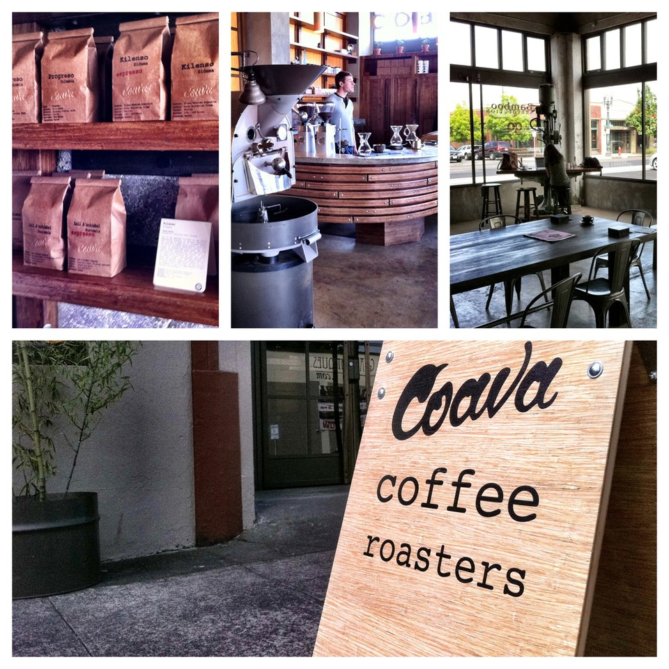 Coava - Superb Coffee from Portland