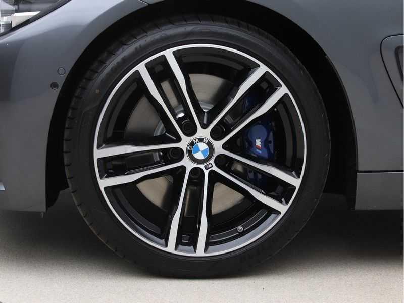 BMW 4 Serie Gran Coupé 430i High Executive M-sport afbeelding 19