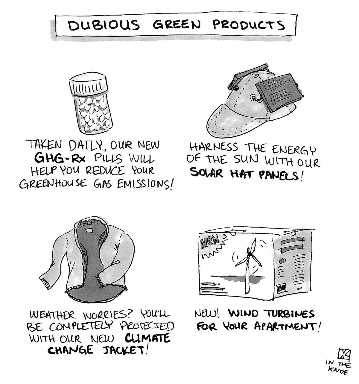 (Dubious Green Products)