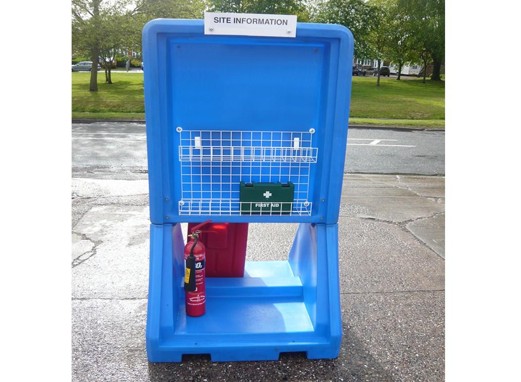 Coronavirus Hand Wash Station - Back