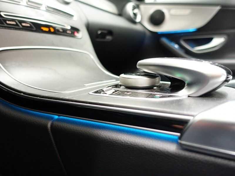 Mercedes-Benz C-Klasse Cabrio 180 Ultimate AMG Edition Aut- Leer, Navi, Led, LMV , 40dkm ! afbeelding 18
