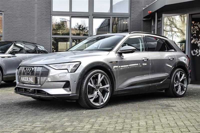 Audi e-tron 55 QUATTRO ADVANCED MASSAGE+PANO.DAK NP.126K afbeelding 6