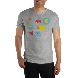 Pac-Man Symbols Short-Sleeve T-Shirt