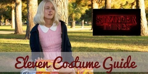 Dress Like Eleven (Stranger Things) Costume