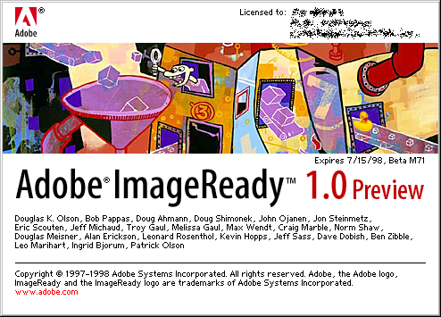 ImageReady