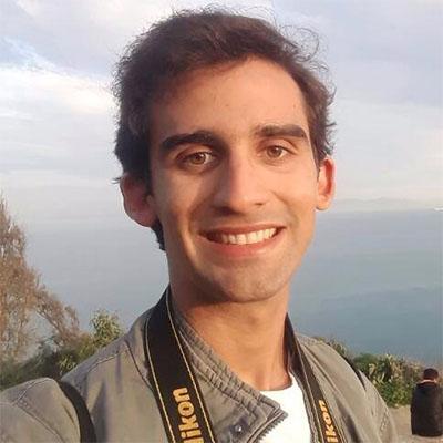 Gabriel Caldas Profile Image